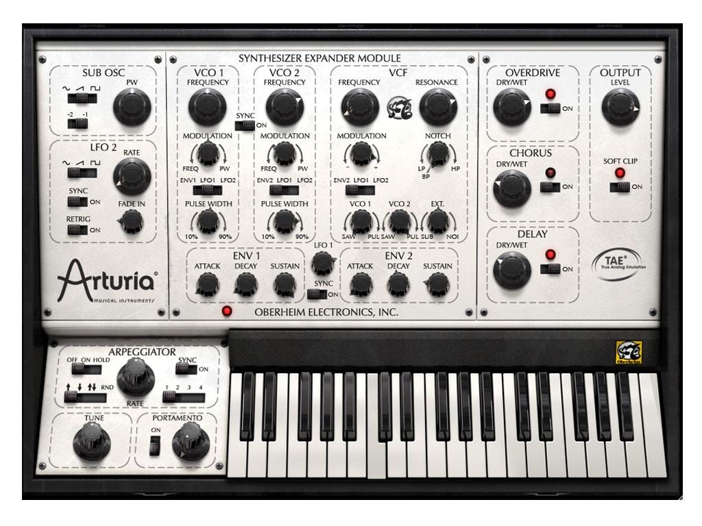 Arturia Oberheim SEM V Software Synthesizer (download)