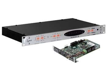 Lynx Aurora 8 TB - Mastering AD DA Converter with LT-TB Thunderbolt option