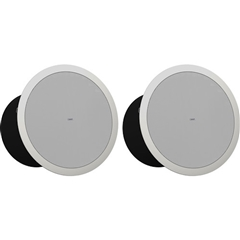 "Tannoy CVS 8 Coaxial In-Ceiling Loudspeaker (Pair, 8"", White)"