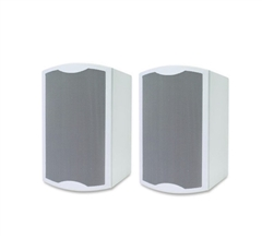 Tannoy Di8 DC-WH-DEMO-PAIR--Dual Concentric Wall Mounted Speaker -White, PAIR