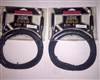 "Mogami Gold Stereo Pair 1/4"" Male to Stereo 1/4"" Female Headphone Extension Cable - 25' Gold Neutrik Connectors"