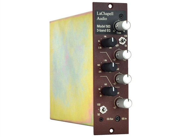 LaChapell Audio 503 - 3-Band EQ for 500 Series