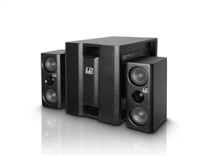 LD Systems DAVE8XS - Powered 2.1 PA System