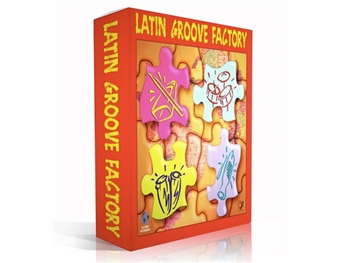 Latin Groove Factory V1 Afro Cuban RexAppleWav, Q Up Arts