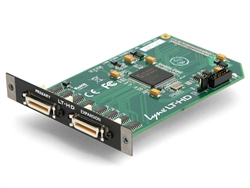 Lynx LT-HD - L-Slot Pro Tools HD Interface card for Aurora16 and Aurora 8