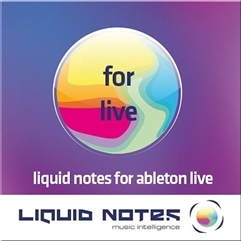 Re-Compose Liquid Notes for Ableton Live (Download)