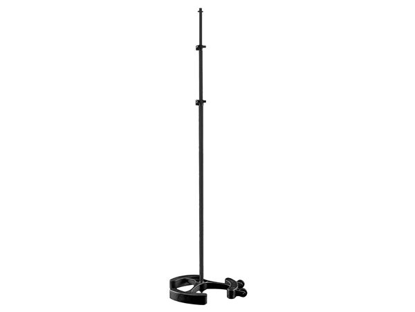 Latch Lake micKing 3300 Straight Black, Mic Stand, MK3300BKST