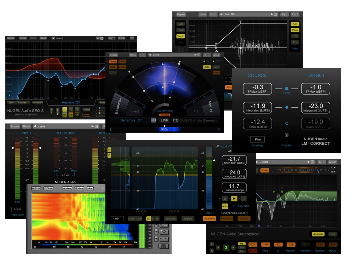 Nugen Audio Post Pack (Download)