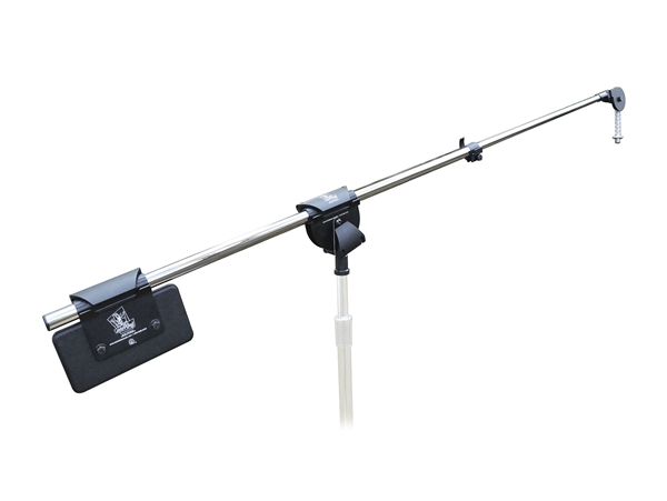 "Latch Lake RetroBoom 2200AT Chrome 7ft boom add-on to 7/8""-27 threads, RB2200ATCH"