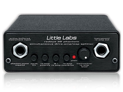 LIttle Labs REDEYE 3D Phantom, Passive-Active Direct Box, Re Amp Box