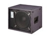 "Bag End S15L-N - NEBULA Coated Single 15"" Light Bass Enclosure"