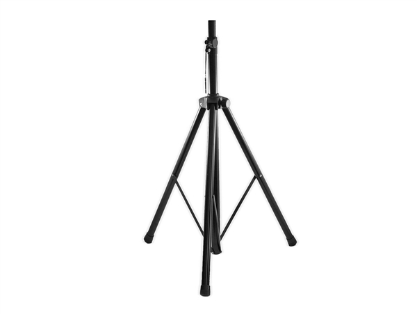 "Whirlwind STNDSS - Speaker Stand, CONNECT Series, tripod, 44"" - 80"" H, steel, black"