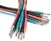 ProCo STT1-8pk  1 ft. TT to TT Patch cable  8 pack