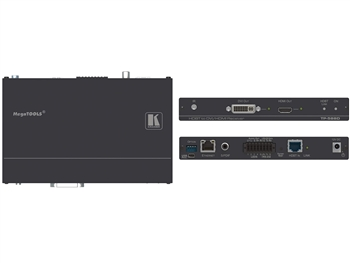 Kramer TP-588D HDMI/DVI, Audio & Data over HDBaseT Twisted Pair Receiver