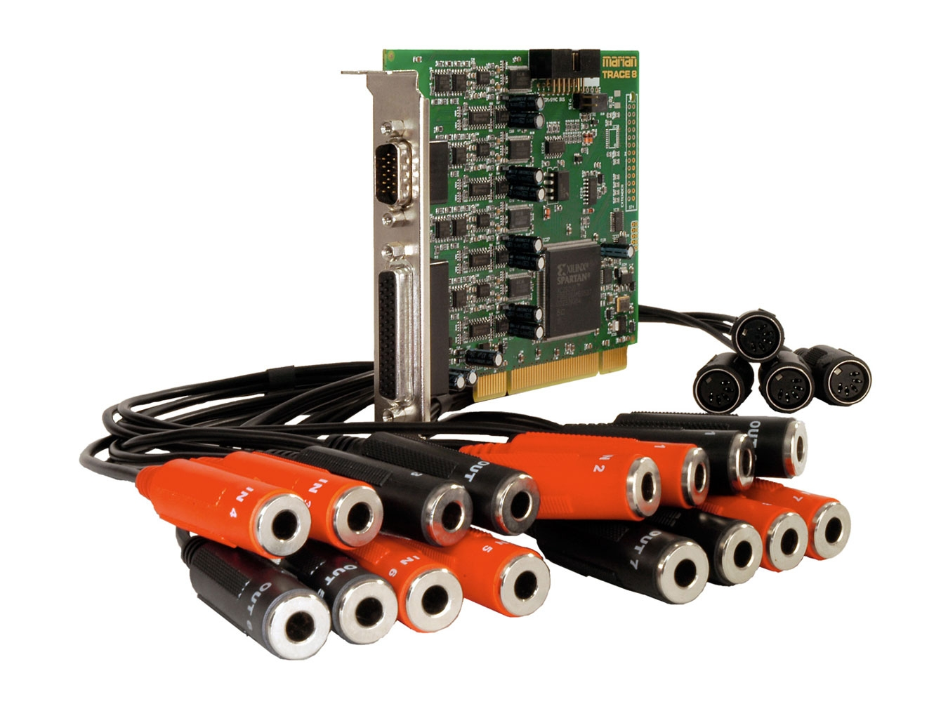 Marian Trace 8 - 8 Analog I/O PCI Audio Interface