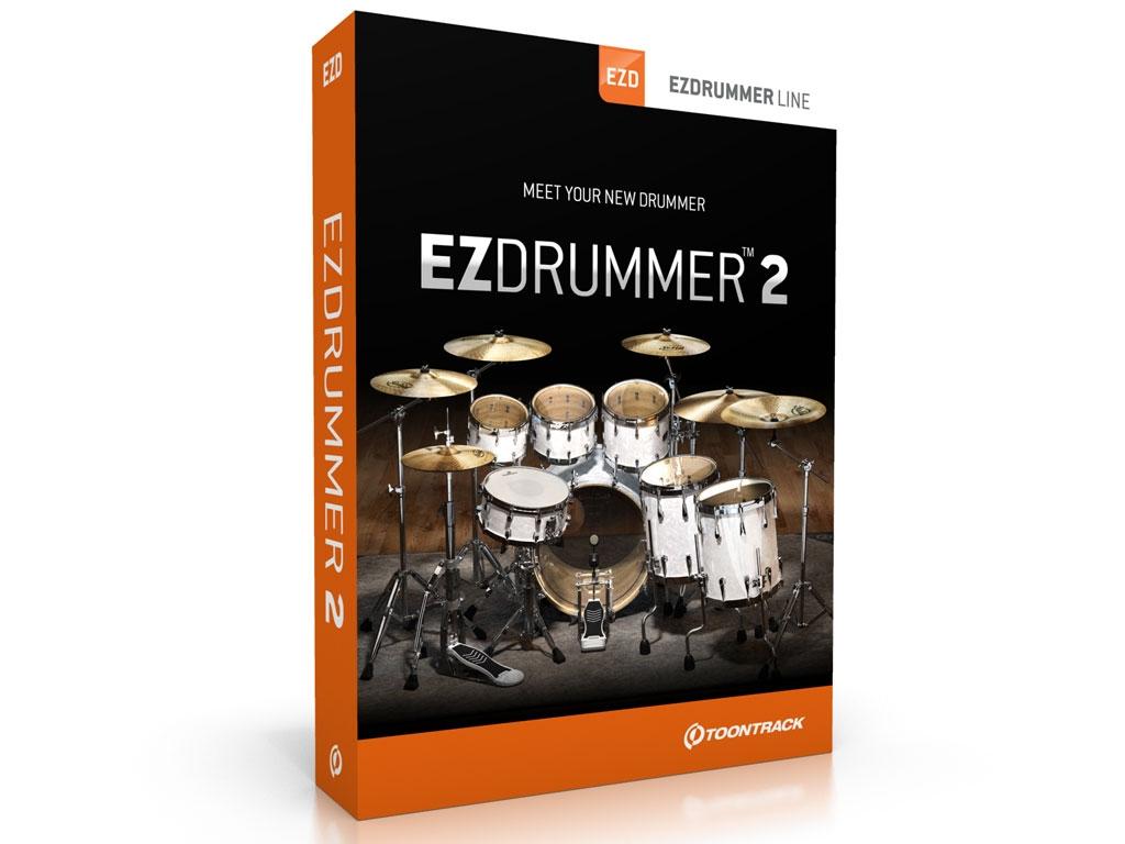 ToonTrack EZdrummer 2 Lite Upgrade