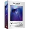 Arturia V Collection 7 -Software Synth Keyboard Bundle for Pro Audio Applications (Download)