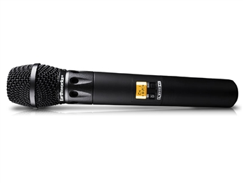 Line 6 V75-40V, 14-channel digital wireless handheld transmitter with Earthworks hyper cardioid capsule