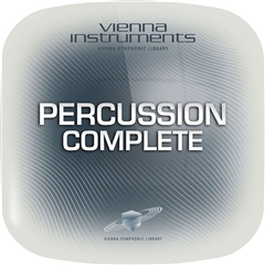 Vienna Symphonic Library Percussion Complete  VLSVPPF- Full Bundle VLSVPPF  - Vienna Instruments
