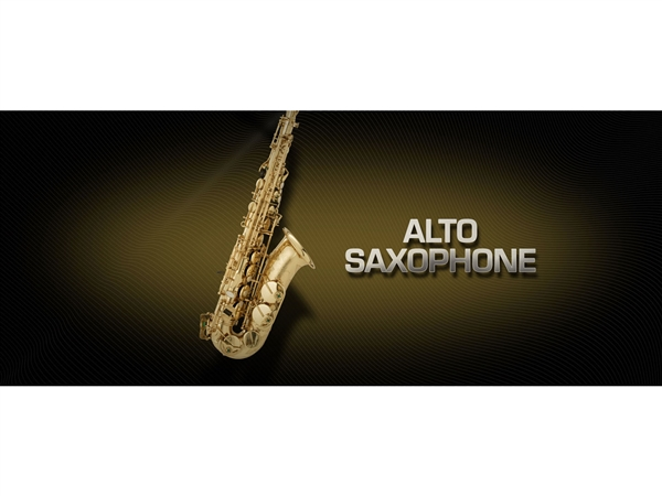 Alto saxophone Full, Vienna Symphonic Library