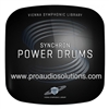 Vienna Symphonic Library Synchron Power Drums FULL VSLSYB07F
