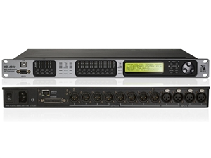 XD-4080 Loudspeaker Management System | Pro Audio Solutions