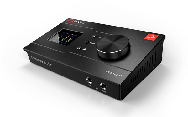 Antelope Audio Zen GO Synergy Core audio Interface