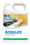 ACIDULATE - FOAMING ACID CLEANER