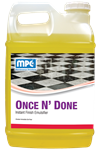 ONCE N DONE - INSTANT FINISH EMULSIFIER