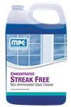 STREAK FREE CONCENTRATED GLASS CLEANER