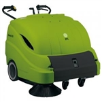 "IPC Eagle # 712 Walk Behind 36"" Battery Sweeper"