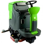 "IPC Eagle CT110 28"" Riding Auto Scrubber"