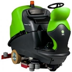 "IPC Eagle CT160 28"" Riding Auto Scrubber"