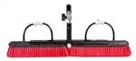 "Pulex 26"" Dual Speed Brush With 8"" Gooseneck"