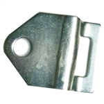 E-37034 - ADAPTOR, BAG LOWER RETAINER METAL SANITAIRE