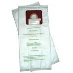 Green Clean Tornado HEPA Disposable Paper Bags