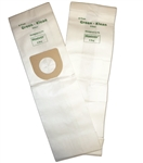 Green Klean Hoover Type A Disposable Paper Bags