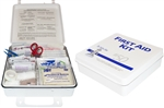 50 Person Plastic First Aid Kit