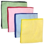 "CPI 16"" Premium Heavy Duty Microfiber Cloths"