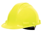 Safety Zone Yellow Hard Hat