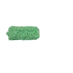 "PRO/CARE 12"" Microfiber Duster Replacement Sleeve / Bulk Pack"