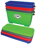 CPI Pretreated System Buckets & Lids - 3 Pack