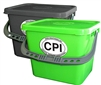 CPI Mini Pretreated System Buckets & Lids - 3 Pack
