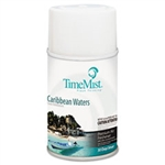 Time Mist Caribbean Waters Metered Aersosol Deodorizer