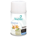Time Mist Clean & Fresh Metered Aersosol Deodorizer
