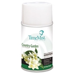 Time Mist Country Garden Metered Aersosol Deodorizer