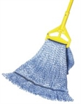 Medium - 4-Ply Candy Stripe Finish Mop