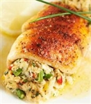 Flounder, Crab-Stuffed - $59.37 for (4) 9 oz portions