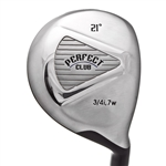 Ladies - Perfect Club Golf Collection -  The New Original Perfect Club 347 XI, Ladies Right Hand Graphite Shaft, Includes headcover.