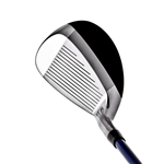 The Perfect Club Hybrid Wedge has the perfectly shaped sole, bounce and weight to deliver high, soft landing, accurate shots from every conceivable lie. The Perfect Club Sand Wedge delivers maximum spin for consistency and control. Lower your scores today